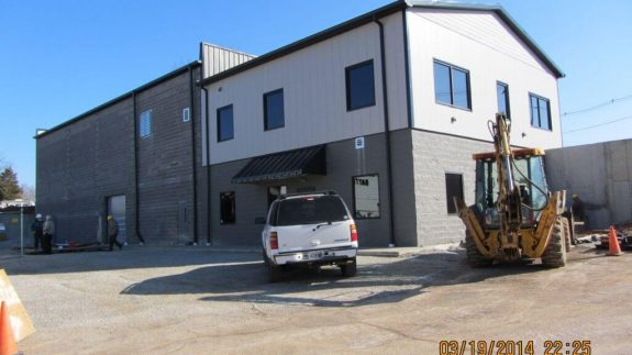 Taylor Battery office warehouse addition and remodel