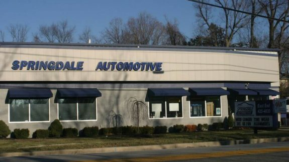 Spingdale Automotive Rebuild