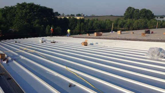 Kyana Packaging / ASR Services Re-Roof