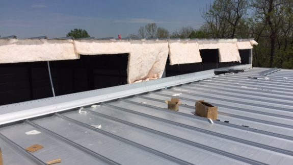 Houston Johnson Inc. Re-Roof Project