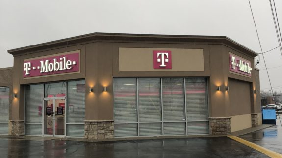 T-Mobile Strip Center Renovation