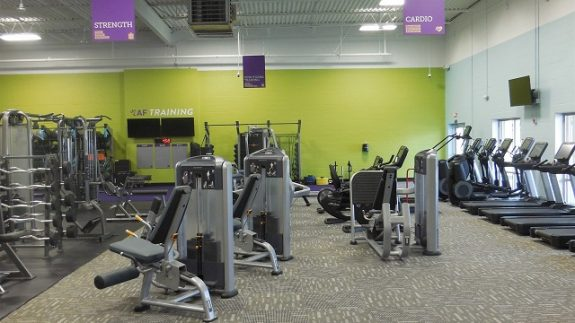 Anytime Fitness – Crestwood